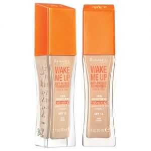Rimmel foundation that Wakes Up Your skin