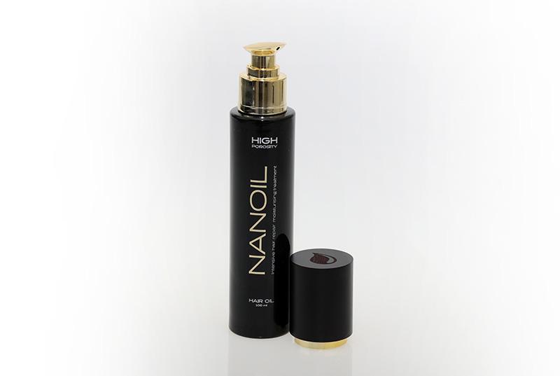 Nanoil-heigh-porosity